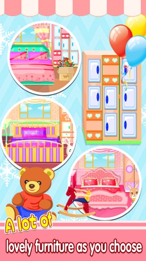 Real Princess Doll House Decoration Game On The App Store
