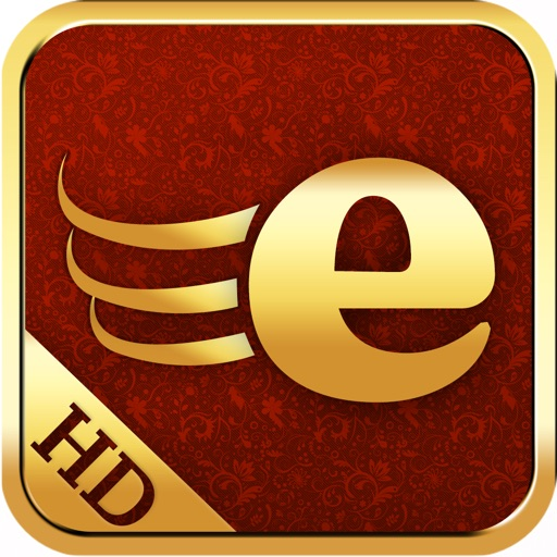 eCard Express HD: Personal and Business eGreetings