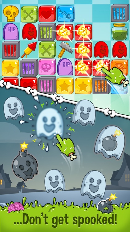 Zedd the Zombie - Grow Your Wacky Friend screenshot-3