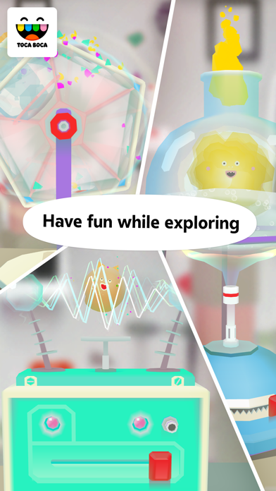 download Toca Lab: Elements apps 1