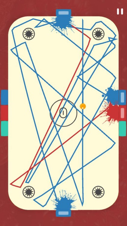 Bounce Ball Puzzle - Intellectual game