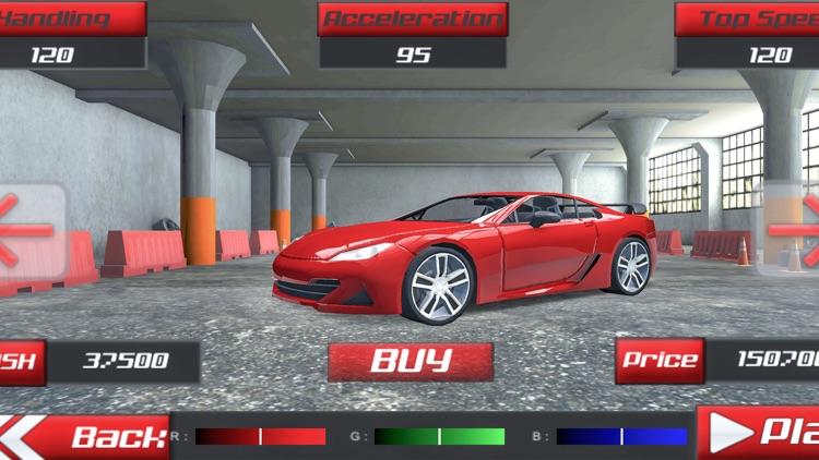 StuntX Car Driving Parking Sim