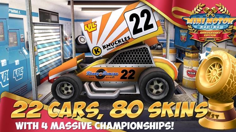 Mini Motor Racing screenshot-3