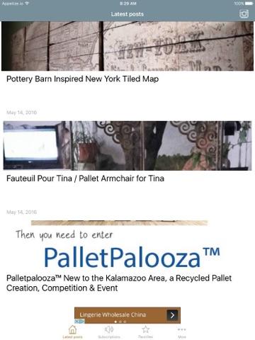 1001 Pallets - náhled