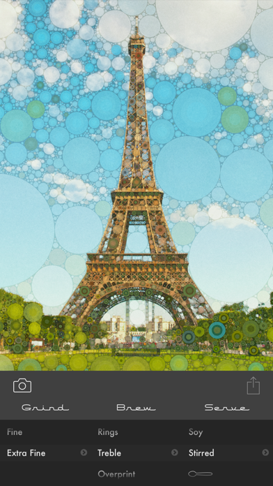 Percolator app image