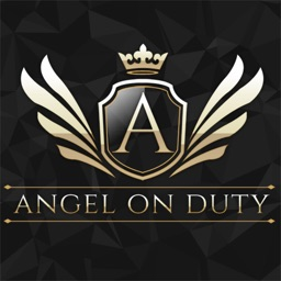 Angel on duty