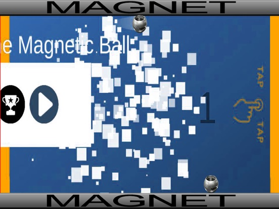 Magnetic Ball - Cool 2D Endless Run Game for Kids-ipad-1