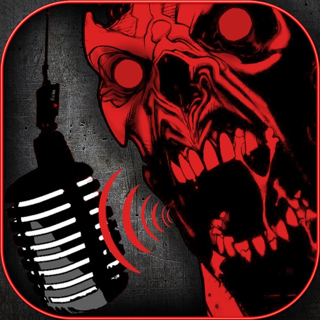 Scary Voice Changer with Effects & Sound Recorder on the App Store