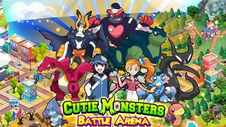 Cutie Monsters Battle Arena screenshot-0