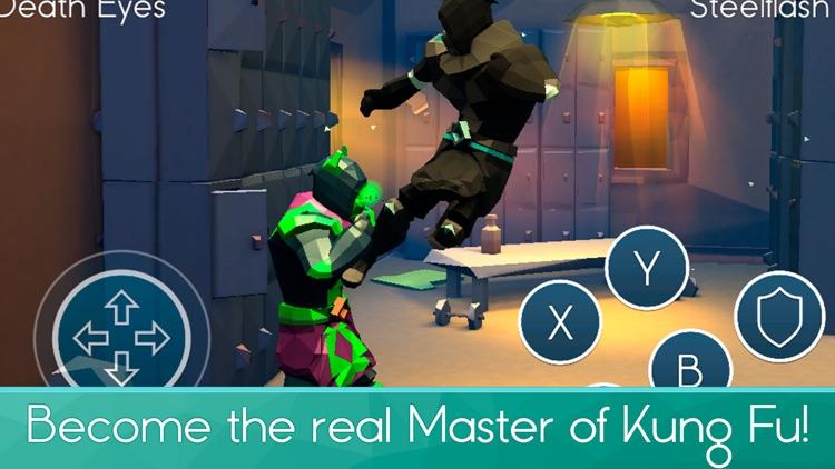 Kung Fu Arena: Shaolin Monk