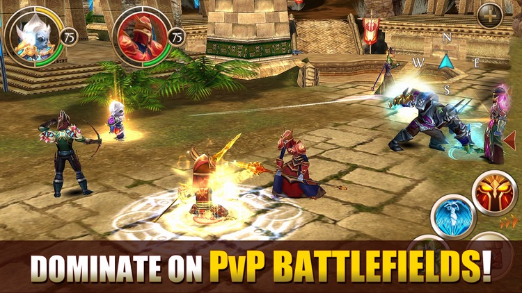 Order & Chaos Online screenshot-2