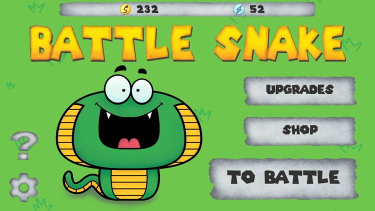 Battle Snake Game Slithering