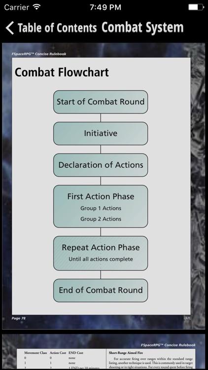 FSpace Roleplaying Game screenshot-3