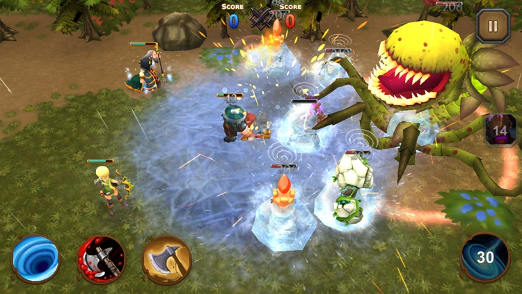 Dungeon and League:Brawl Games of MOBA Stars screenshot-3