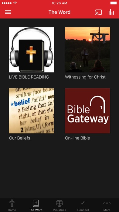 Crosspointe Baptist Church screenshot 2