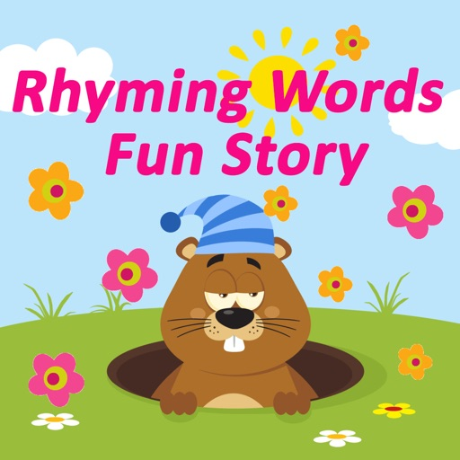 Reading Fun And Easy English Rhyming Words App by Sirinthip