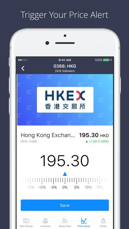 Spiking Social Trading, Stocks Exchange, Investing