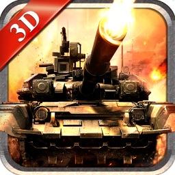 坦克征途OL-单机之暴走前线坦克