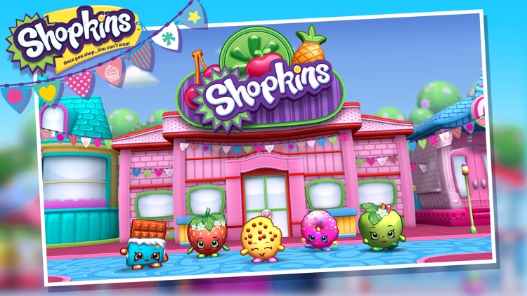 Shopkins World! screenshot-0