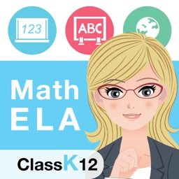 ClassK12 Kids Math, ELA, coding, cool games & more