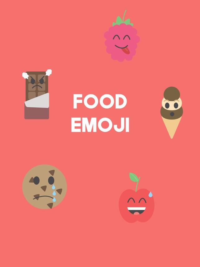 emoji food on the app store