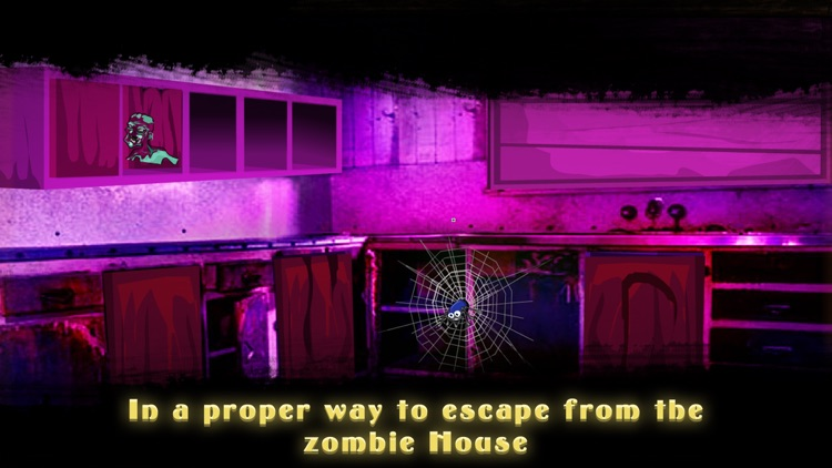 Can You Escape From The Old Zombie House? screenshot-3