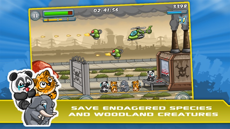 Destructopus: Total Rampage screenshot-3