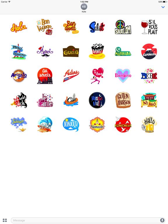 Global Fusion Sticker screenshot 5