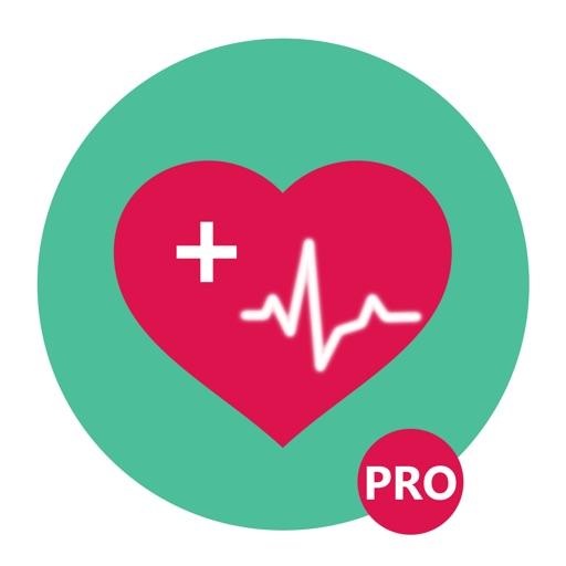 Heart Rate Plus 心拍数計 PRO - 心拍数モニタ&パルストラッカー