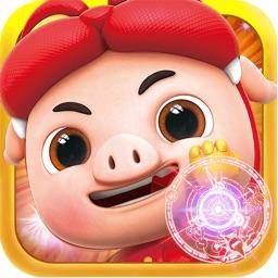 猪猪侠大冒险-拥有五灵变身的跑酷游戏