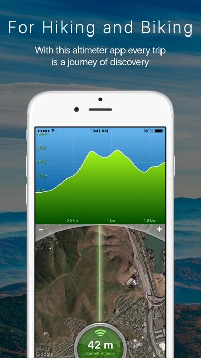 Screenshot for Terrain Radar Altimètre in Lebanon App Store