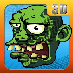 3D Off-Road Warrior on Dead Zombie Highway Lite -  Z Hunter and Gunner World Survival ( multiplayer mini racing games for free )