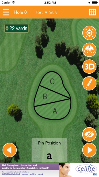 Peterstone Lakes Golf Club screenshot-3