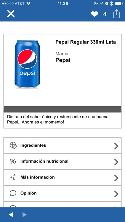 BIDI: Lector QR y de Barras screenshot-3