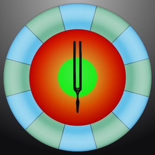TonalEnergy Chromatic Tuner and Metronome application logo