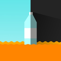 The Lava Bottle Challenge - Don't Fall in the Lava