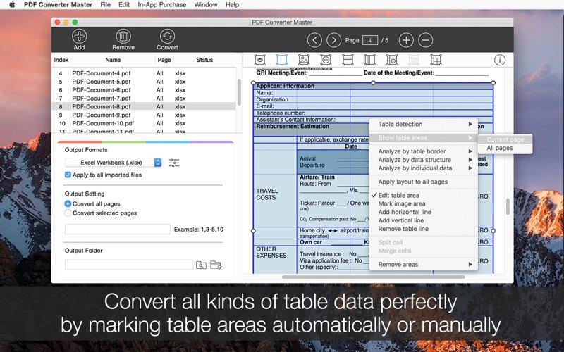 PDF Converter Master Screenshots