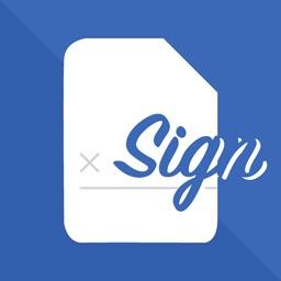 WeSign - E-Sign On-the-go