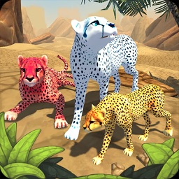 Cheetah Family Sim - Wild Africa Cat Simulator