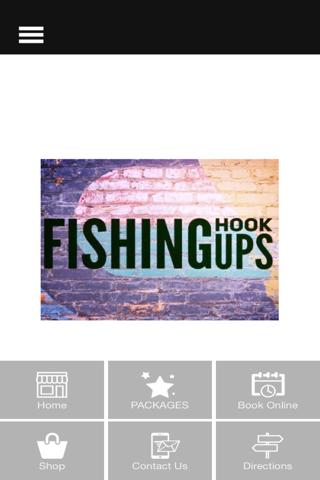 FISHING HOOK UPS - náhled