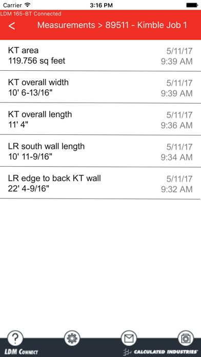 LDM Connect screenshot 2
