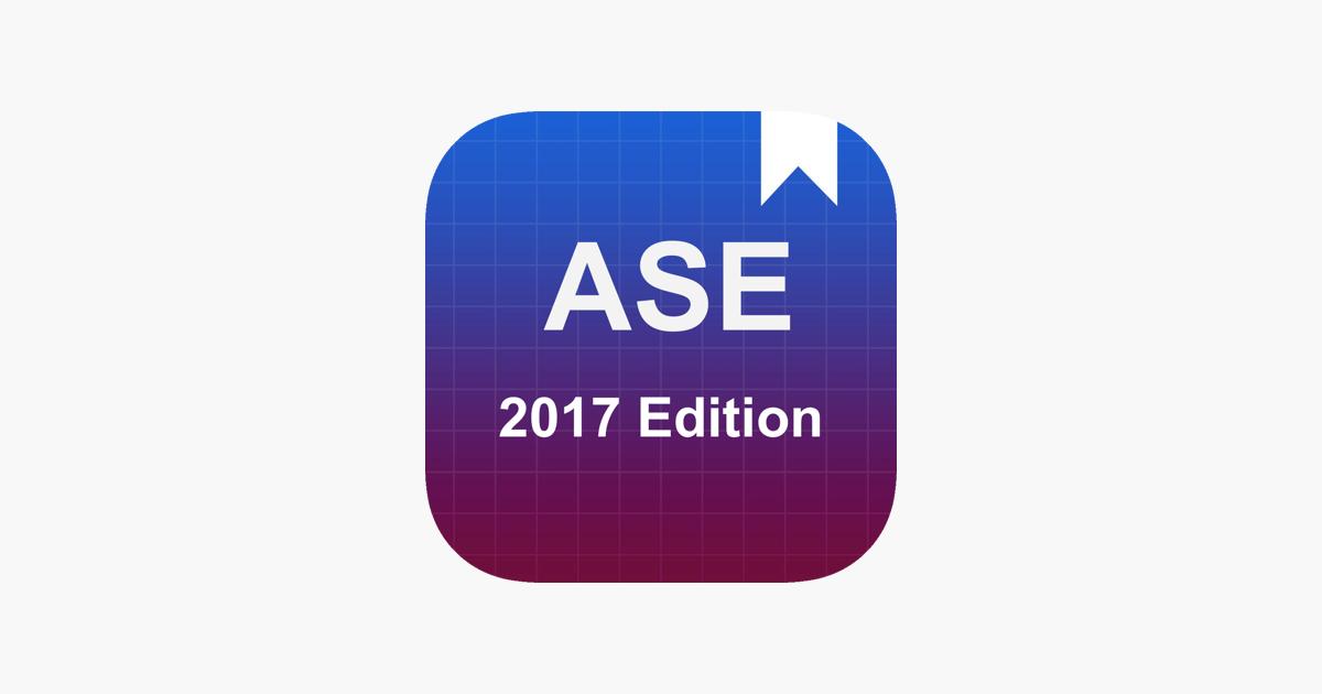 Ase Exam Prep Editon On The App Store
