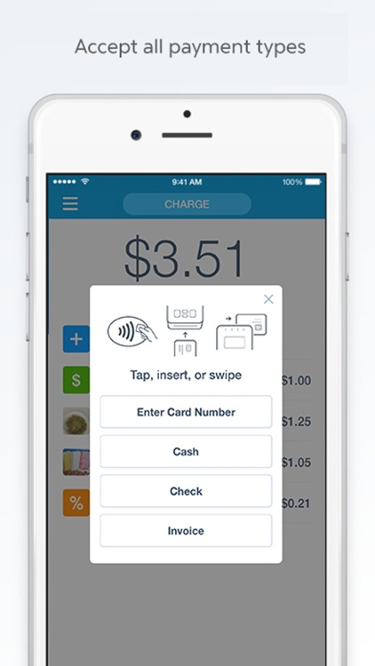 PayPal Here : Mobile Point Of Sale (POS) System screenshot-3