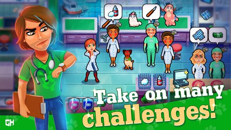 Dr. Cares - Pet Rescue 911 screenshot-3