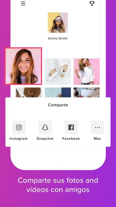 download InstaSize Fotos y Collage Edit apps 3