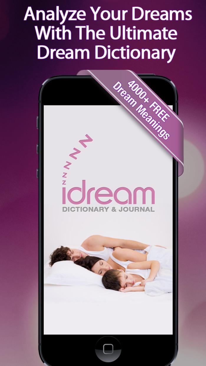 iDream - Dream Interpreter and Journal Screenshot
