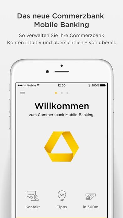 commerzbank banking app insight download. Black Bedroom Furniture Sets. Home Design Ideas