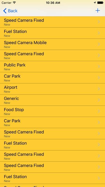 Speed Alarm screenshot-3