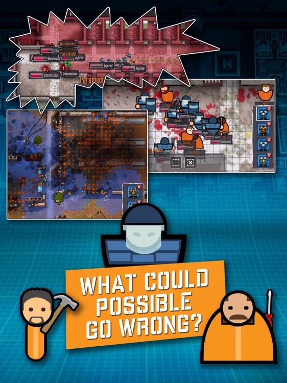 Prison Architect: Mobile screenshot-4