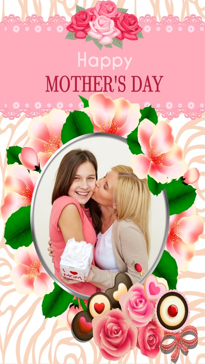 Mother's Day Happy Season Photo Frames Editor
